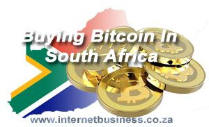 Ways To Buy Bitcoin In SA