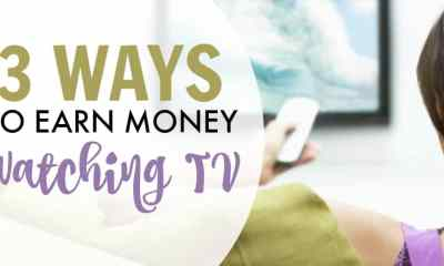 Best 5 Ways To Get Paid While Watching TV from Your Couch