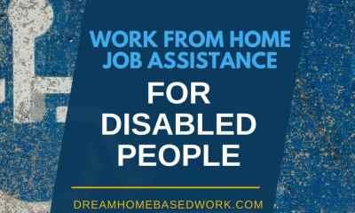 Best Remote Work from Home Jobs for Disabled People