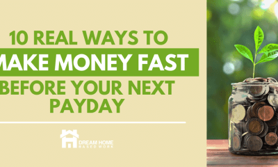 10 Real Ways to Make Money Fast Before Your Next Payday