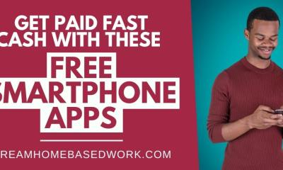 7 Ways To Make Money Fast from These Smartphone Apps (Totally Free!)