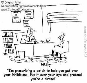 Reducing inhibition