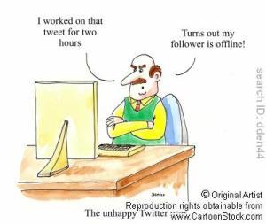 Twitter related Joke