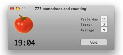 MaToMaTo – Windows Pomodoro Timer