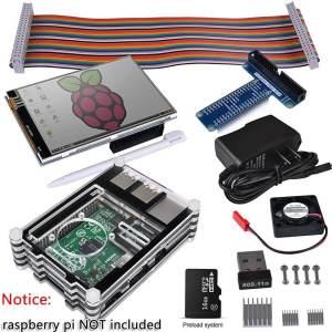 Kuman for Raspberry Pi 3 2