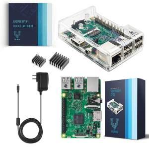 Vilros Raspberry Pi 3 Basic Starter Kit