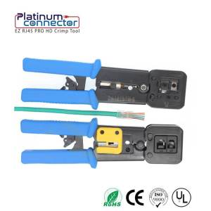 EZ RJ Professional Heavy Duty Crimp Tool