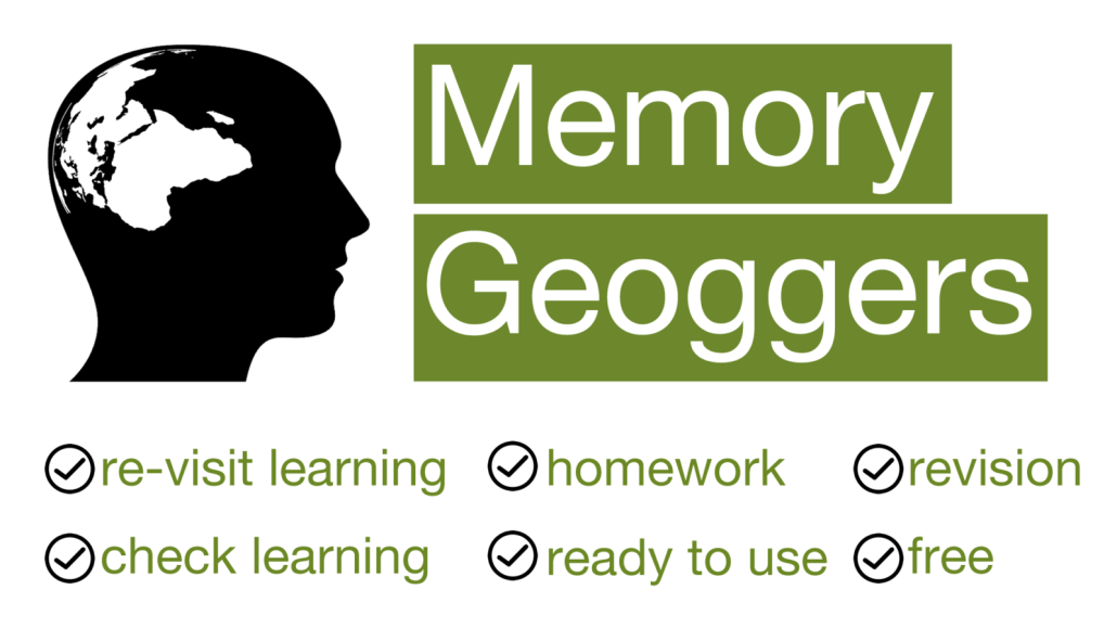 Memory Geoggers Banner