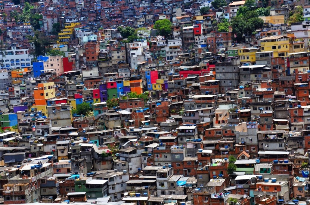 Image of a favela