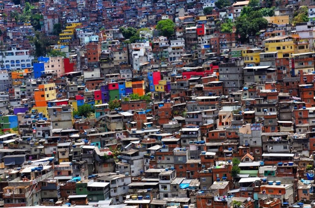 Image of a favela