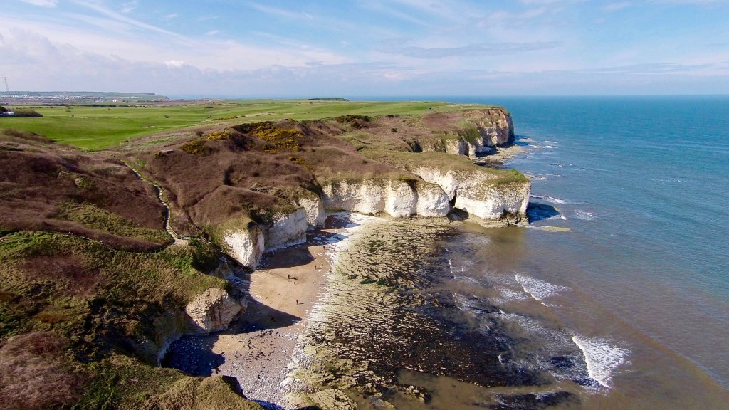 Selwicks Bay, Flamborough