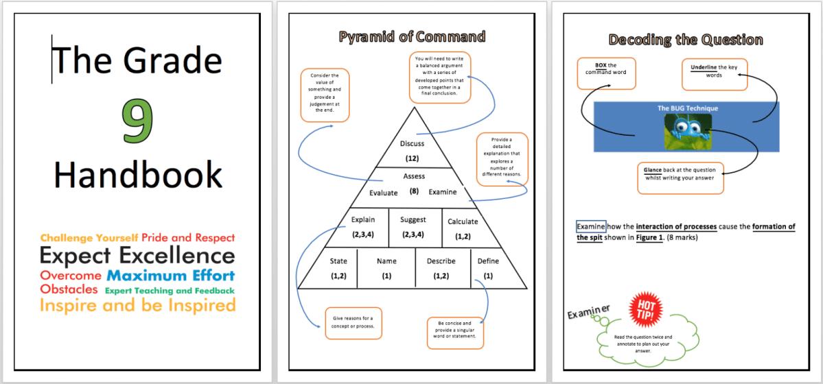 The Grade 9 Handbook