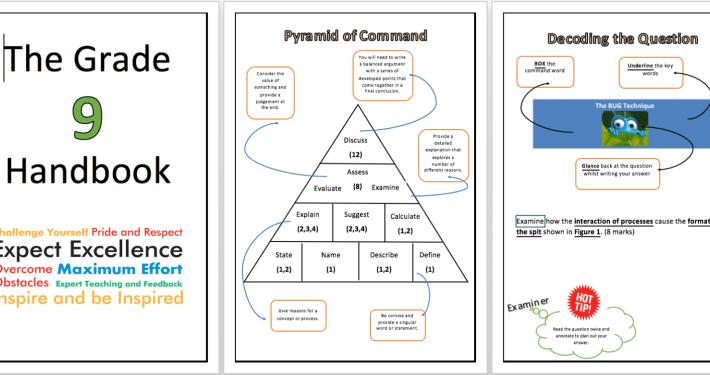 Geography Grade 9 Handbook