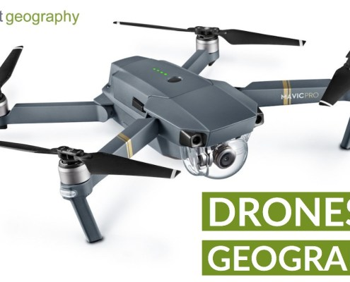 Drones in Geography
