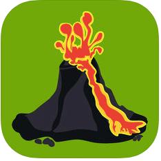 Volcanoes - Map Alerts & Ash
