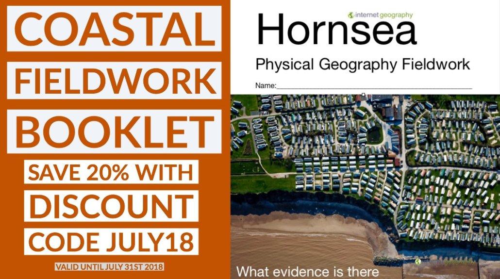 AQA GCSE Geography Hornsea Fieldwork Booklet