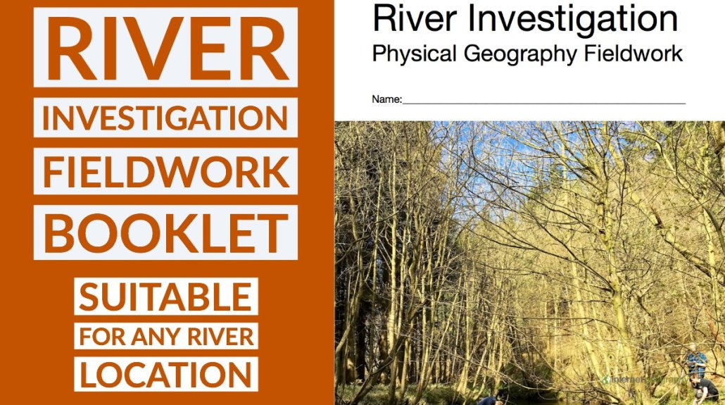 river fieldwork booklet