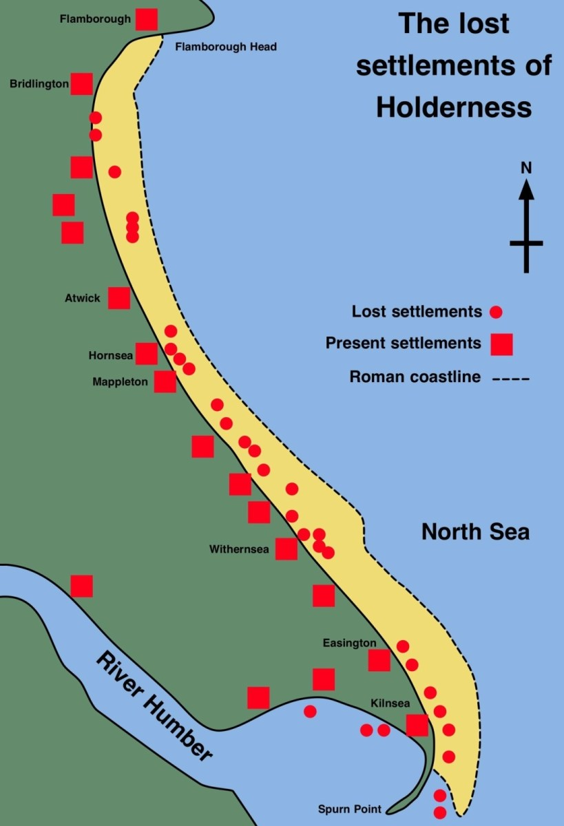 The Holderness Coast Case Study