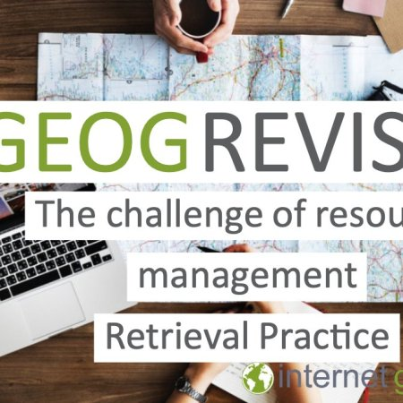 GEOGREVISE The Challenge of resource management
