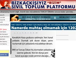Alay konusu olduk ey Özkan!