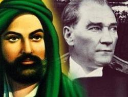 Hz Ali Atatürk olarak döndü