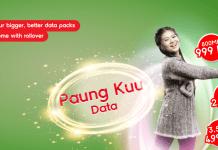 Ooredoo Paung Kuu Data 3G 4G mobile Myanmar