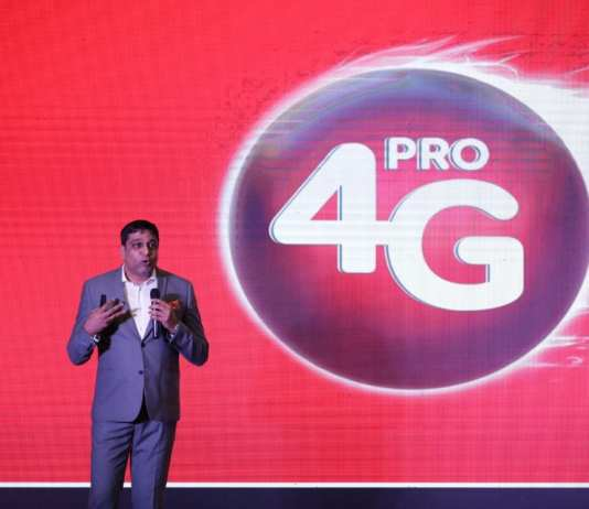 Ooredoo Myanmar 4G Pro LTE Advanced MIMO 256QAM Carrier Agregation Yangon