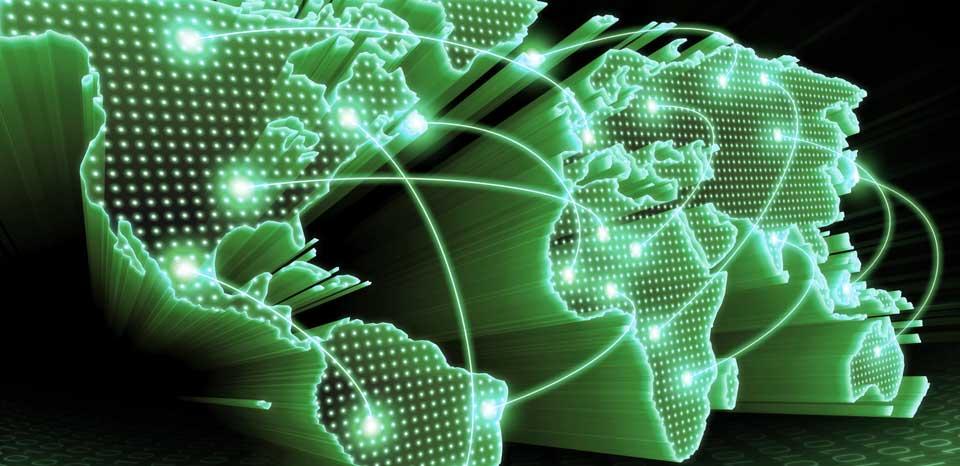 Website Hosting, fully managed web hosting ensures world wide connectivity.