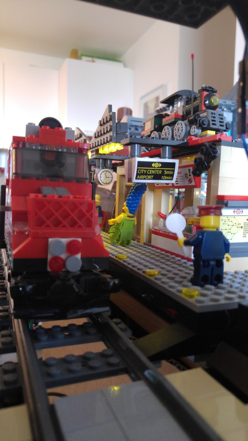 Lego Train Automation Ir Power Functions With Nodejs And Lirc Infrared Model Detector Schematic Internet Of