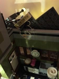Cafe - inline resistor