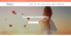 Dovanos internetu | Nežinai, ką padovanoti? Dovanų idėjos | Breto