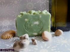 mydlo zelene