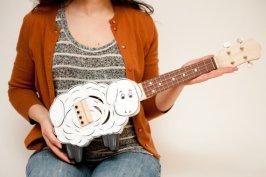 ovci ukulele