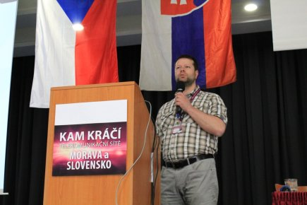 Přerov 2014 - Petr Lesák, ZyXEL