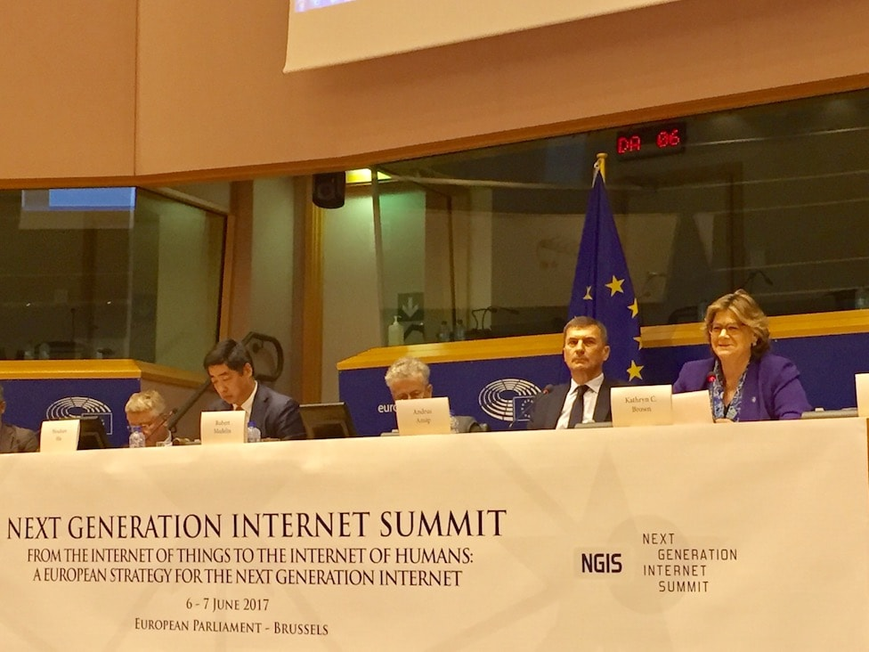 In Our New Changed World We Need New Tools (Remarks at Next Generation Internet Summit)