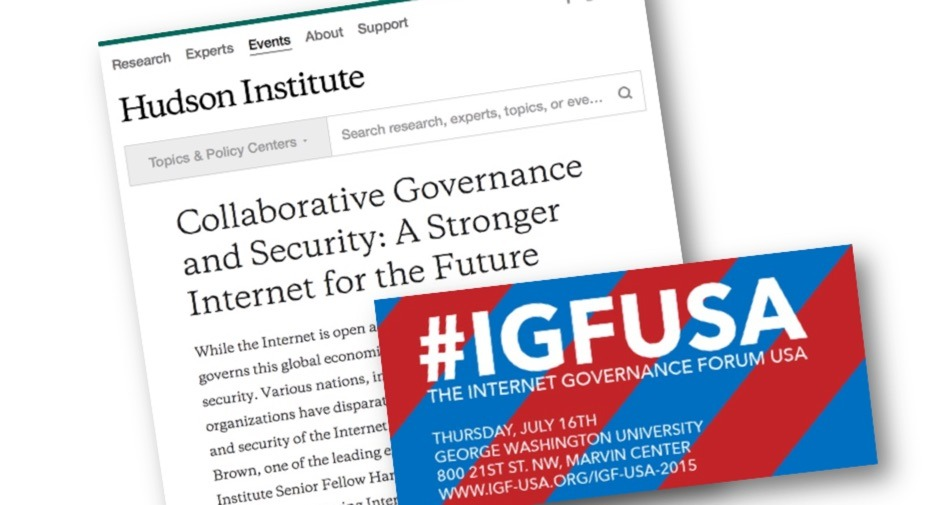 This Week: Watch Internet Society President & CEO Kathy Brown Speak About Collaborative Governance And Security