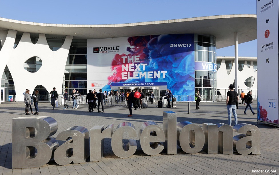 If you're at Mobile World Congress, Internet security is your business