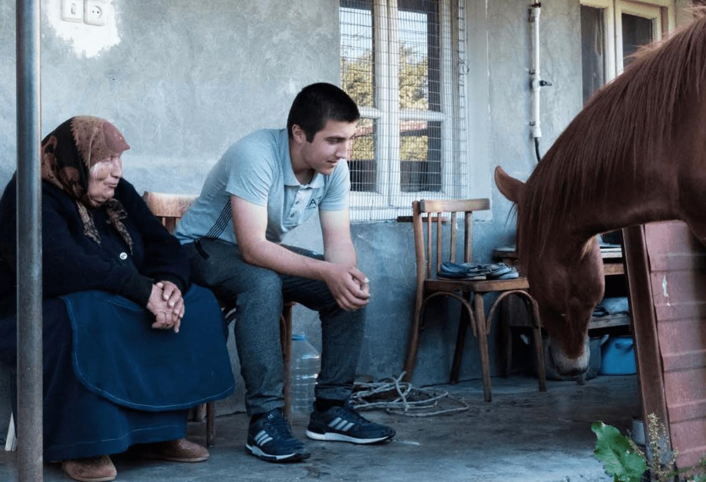 Opérationnel dès maintenant: Réseau communautaire dans la région géorgienne éloignée de Tusheti