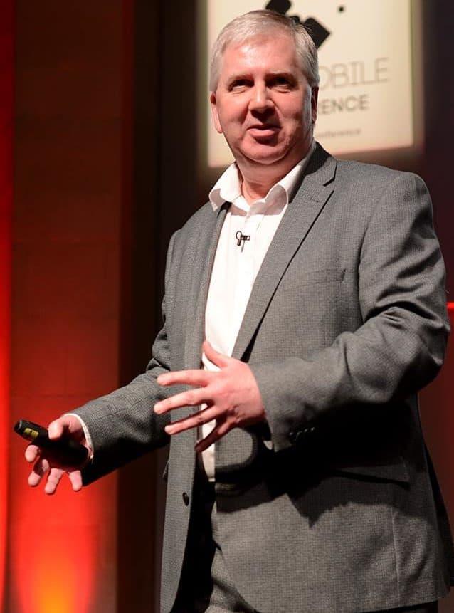 Graham Jones, Internet Speaker