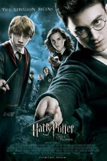 Harry Potter and the Order of the Phoenix Poster #12