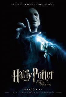 Harry Potter and the Order of the Phoenix Poster #1