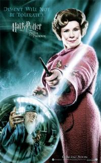 Harry Potter and the Order of the Phoenix Poster #8
