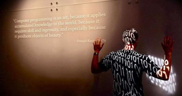 Programming Art?
