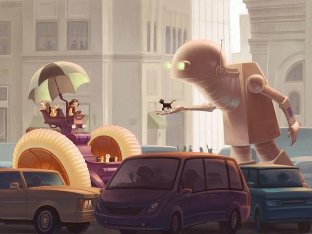 Illustration by Sarah Mensinga funny