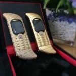 Most Expensive Phone ever made -GoldVish Le Million Piece Unique.