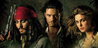 Pirates Of The Caribbean Sea 2