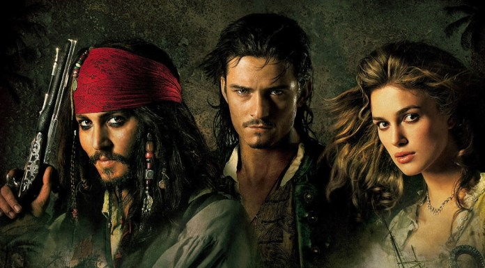 Pirates Of The Caribbean Sea 2