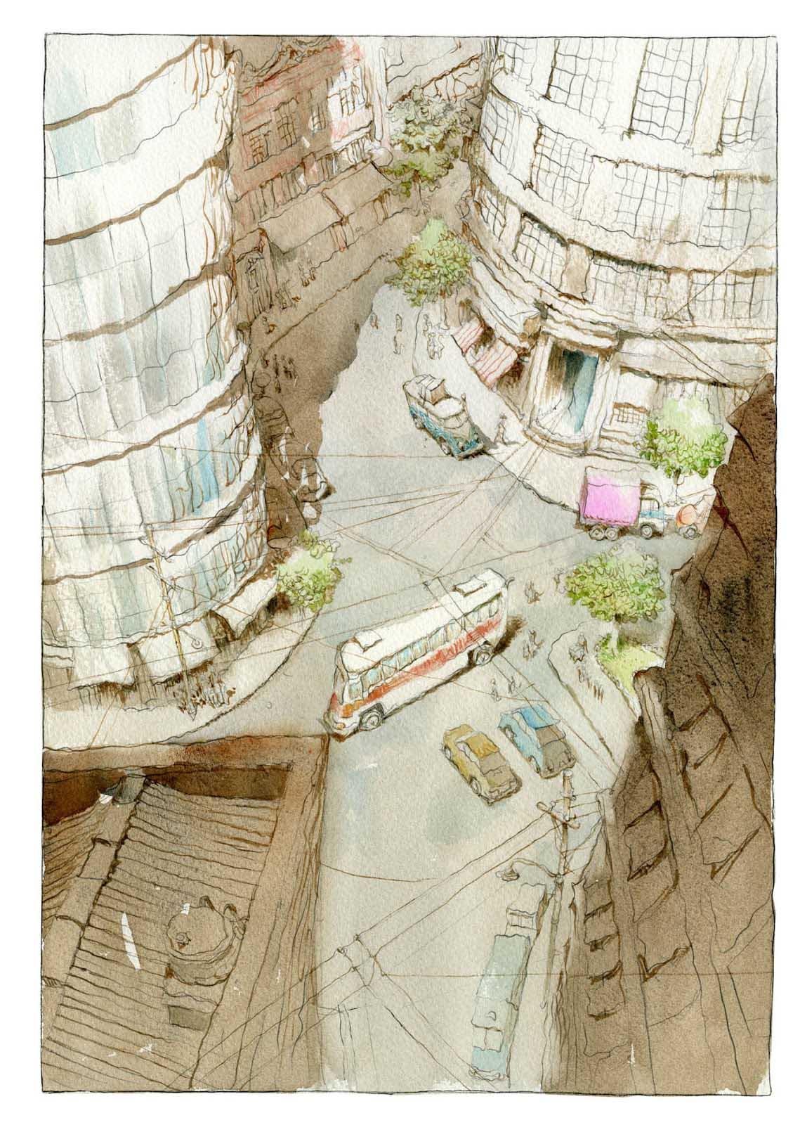 Watercolor_Paintings_by_Marcelo_Lelis