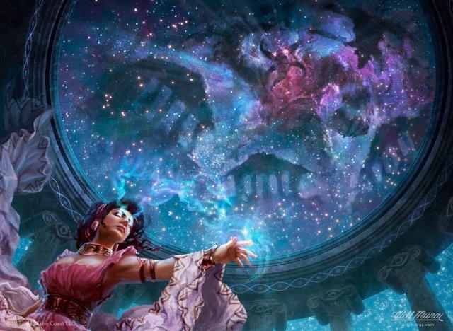 will-murai-divination-mtg-bng-willmurai