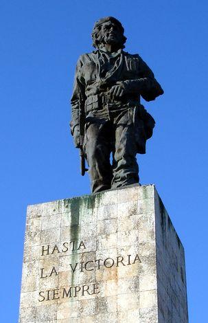 Che Guevara in Santa Clara